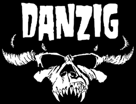 Danzig – Danzig - LP ( red Vinyl )